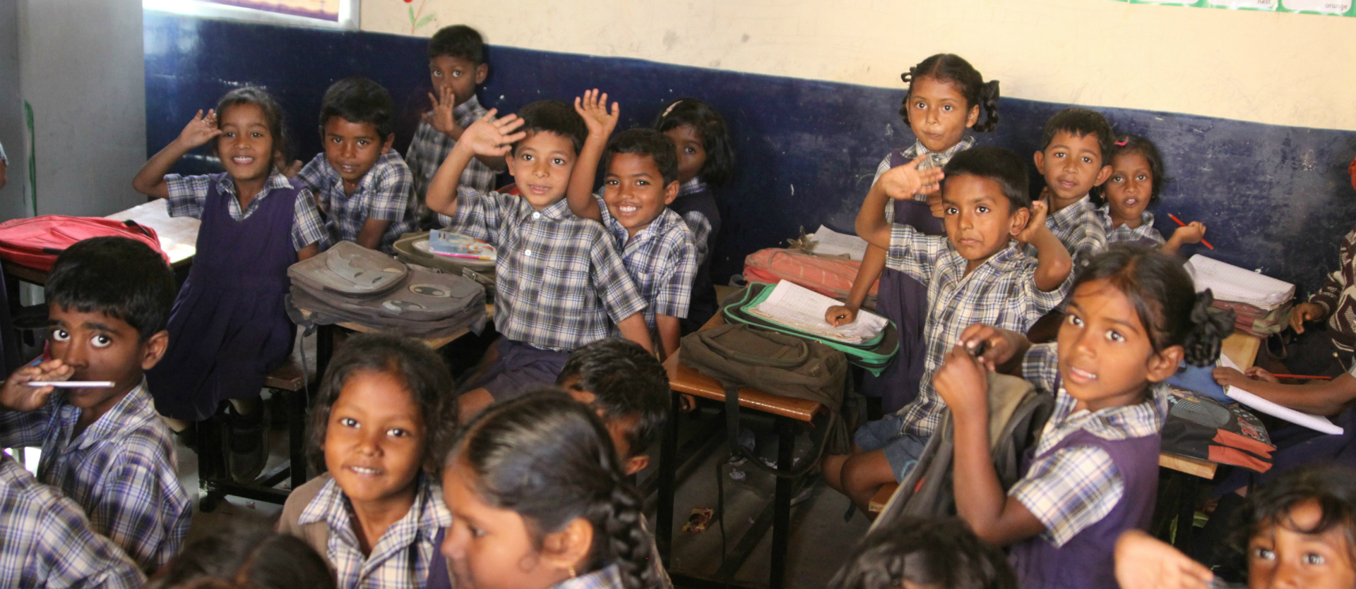 Stop Hunger Now Expands to India
