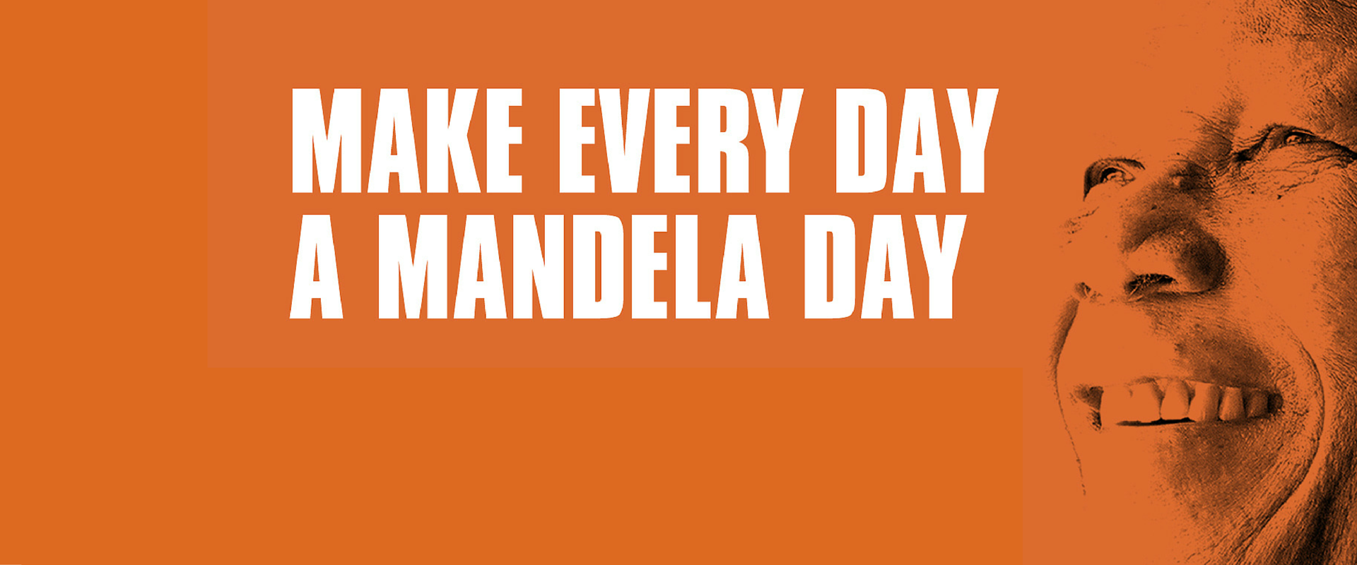 PACKAGE MEALS ACROSS THE GLOBE ON MANDELA DAY