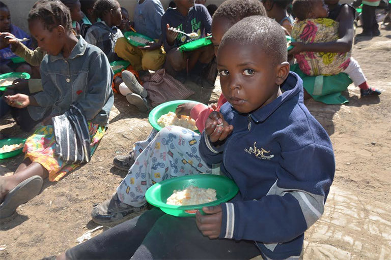 Ending Hunger In Africa