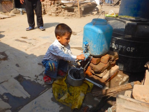Wine to Water Nepal Relief
