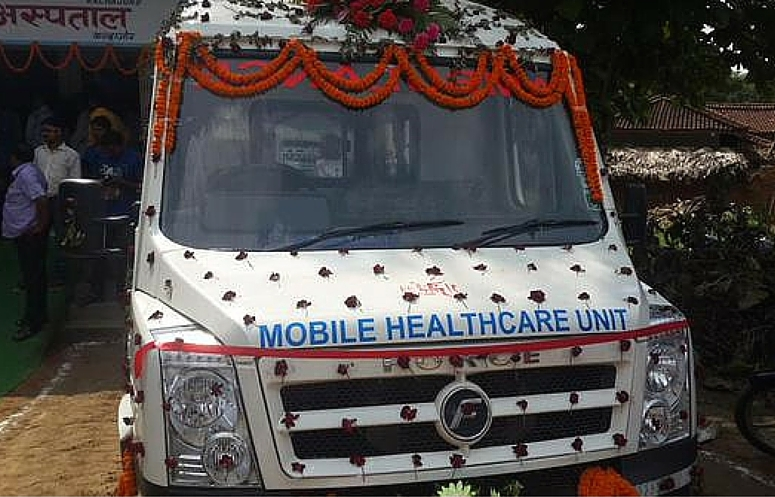 Heinz Mobile Healthcare Unit
